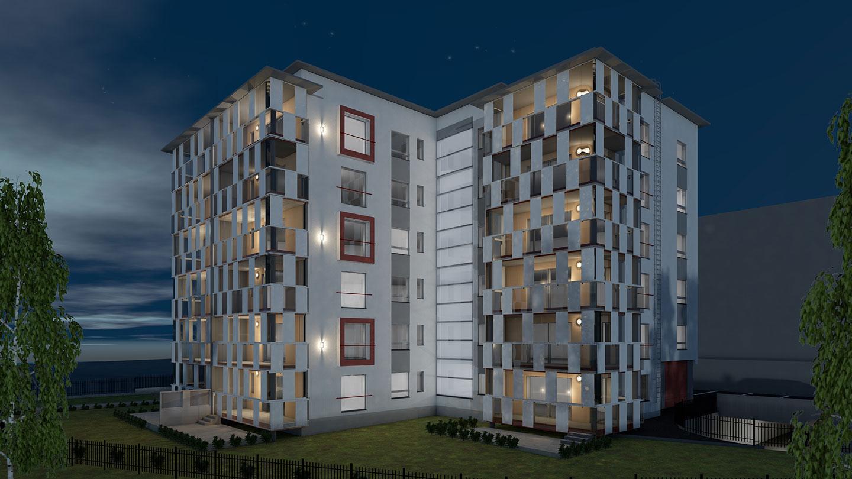 Myytävät asunnot Joensuu